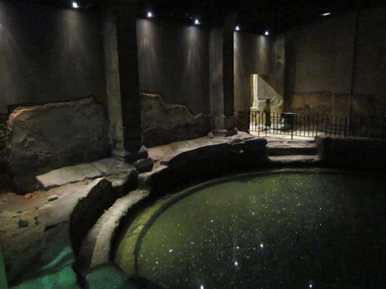The Baths at Bath