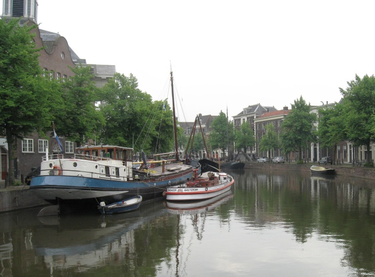 Schiedam-waterway