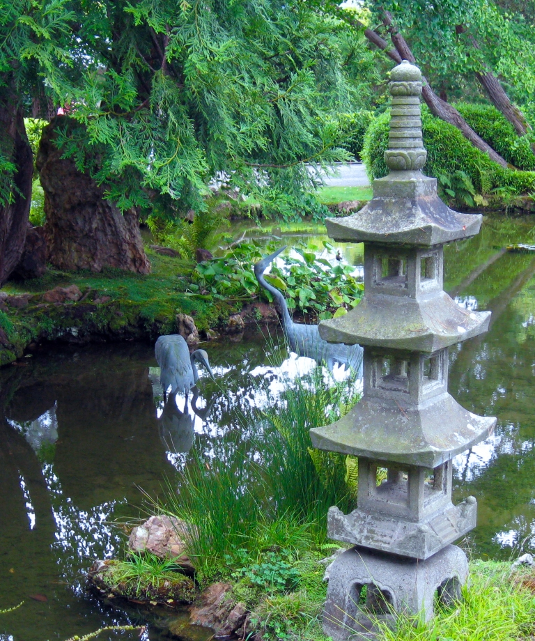 Mini Pagoda, Japanese Tea Garden, San Francisco