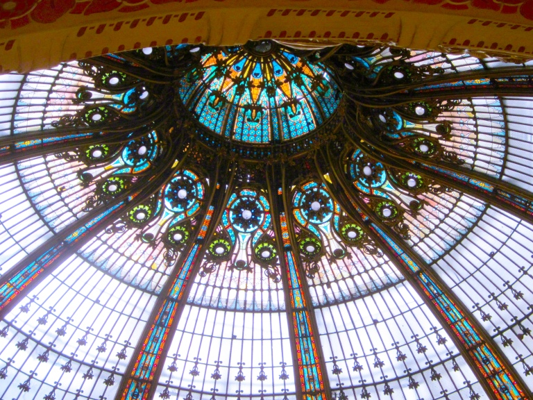 Paris-Domed-Skylight-Lafayette-Gallerie
