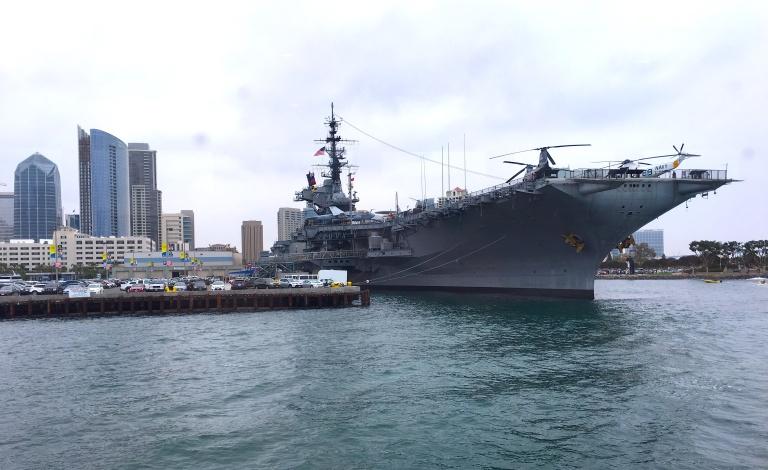 San Diego - USS Midway.JPG