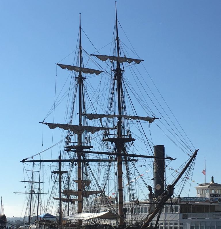 San Diego Maritime Musem