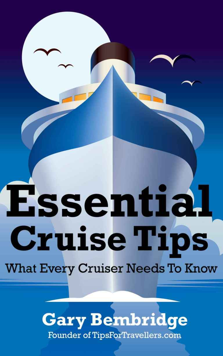 "Cover of ""Essential Cruise Tips,"" by Gary Bembridge"