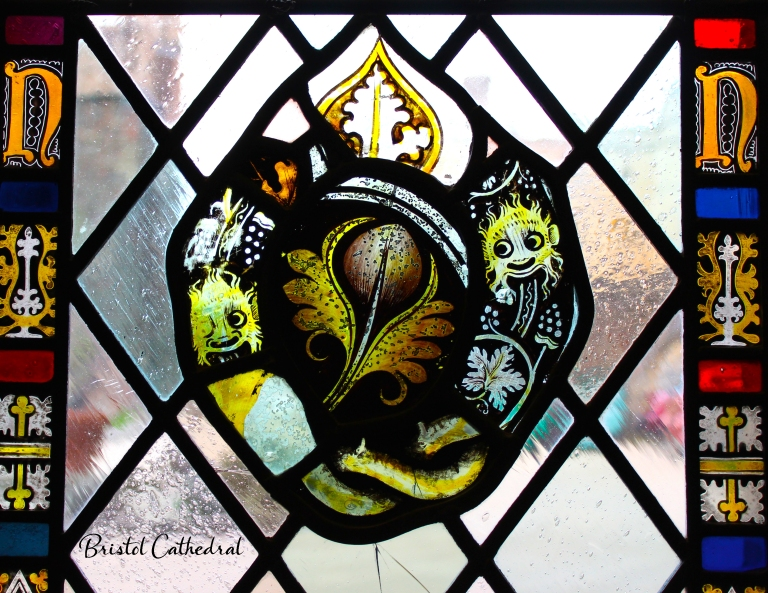 Stained Glass at Bristol Cathedral